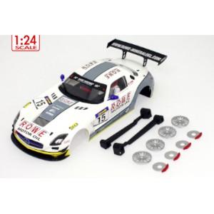 Carrocería Mercedes SLS GT3 VLN Mamerow Racing 15