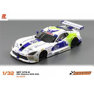 Dodge Viper SRT GTS-R Racing 33 Daytona 2015