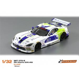 Dodge Viper SRT GTS-R Racing 93 Daytona 2015