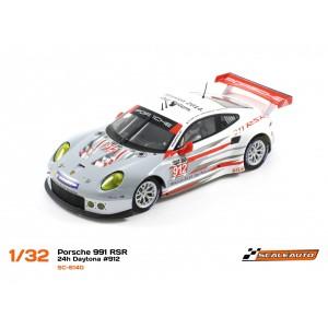 Porsche 991 RSR Racing AW 24H Daytona 2014 n 912