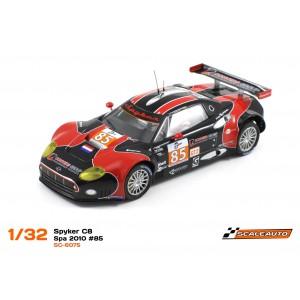 Spyker C8 Laviolette GT2R - Racing AW - LeMans 08